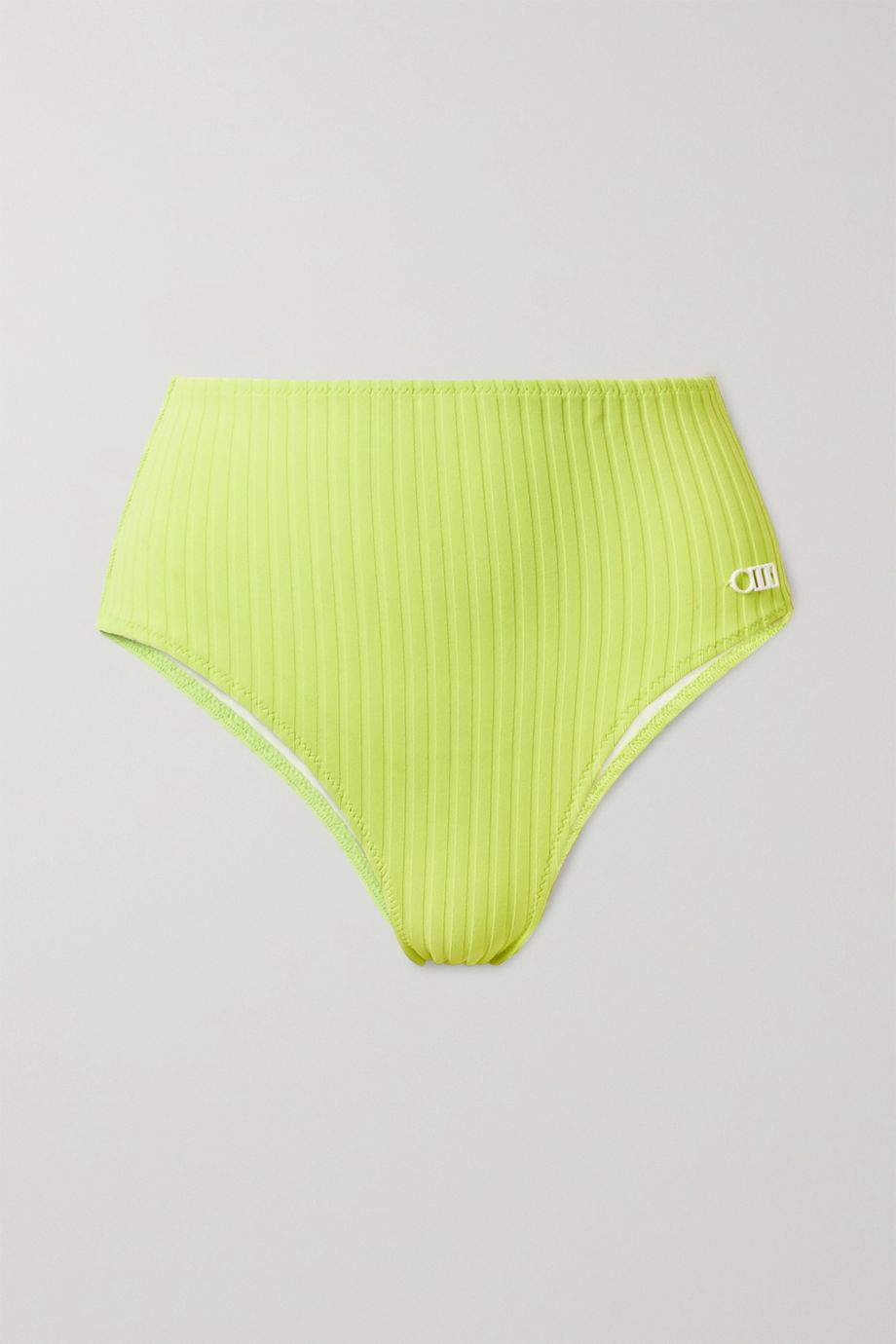 Solid & Striped The Beverly ribbed bikini briefs