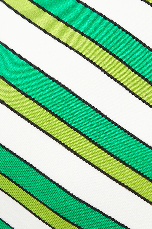 Solid & Striped The Elle striped bikini top