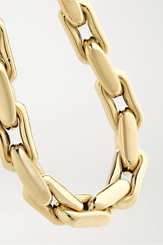 Lauren Rubinski Small Armband aus 14 Karat Gold