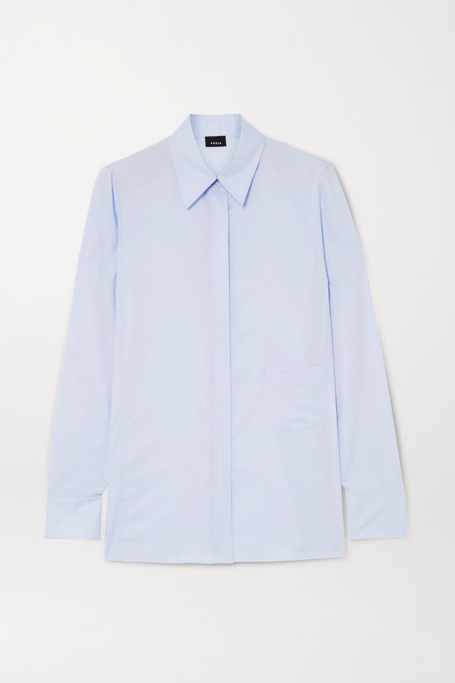 Akris Cotton-poplin shirt
