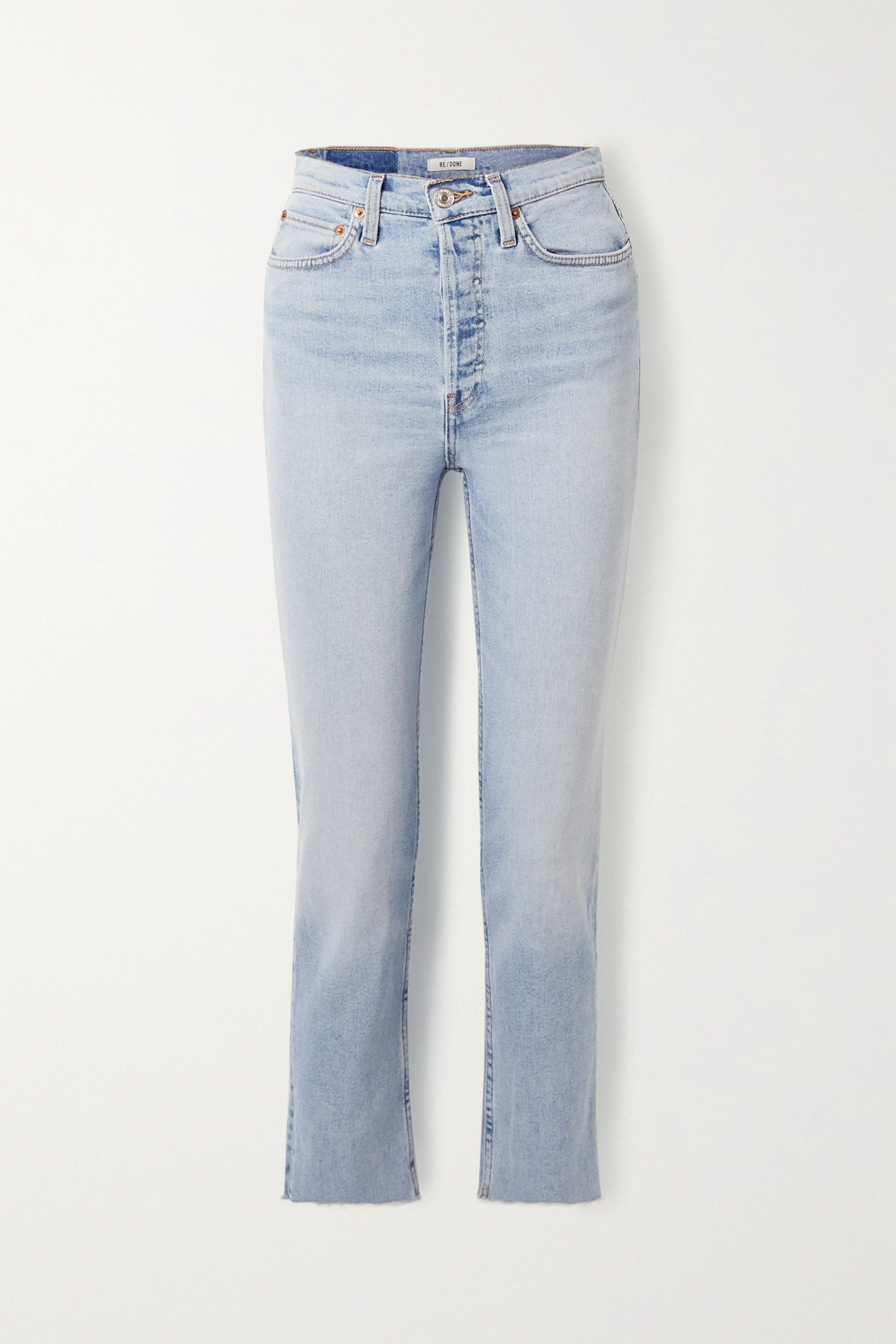 Sustainable High Rise Jeans