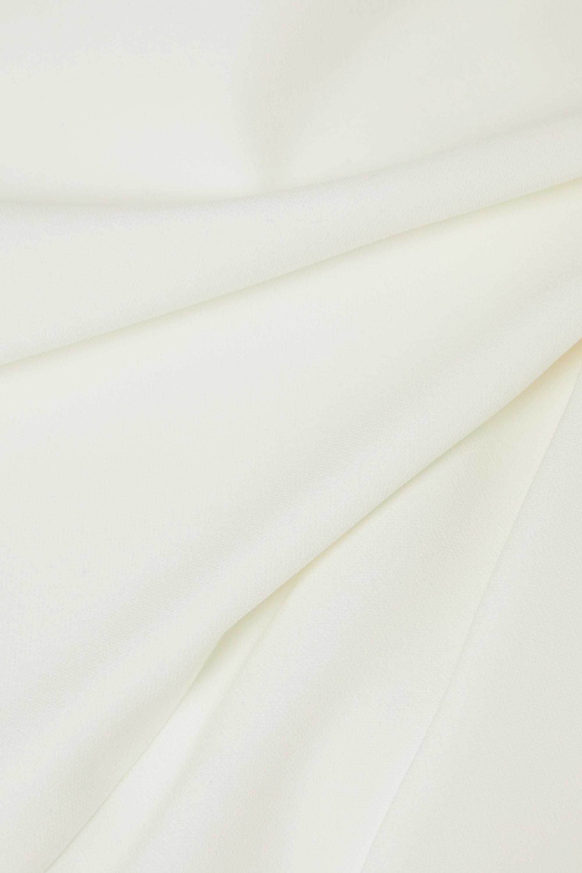 Maticevski Zealous draped cady top