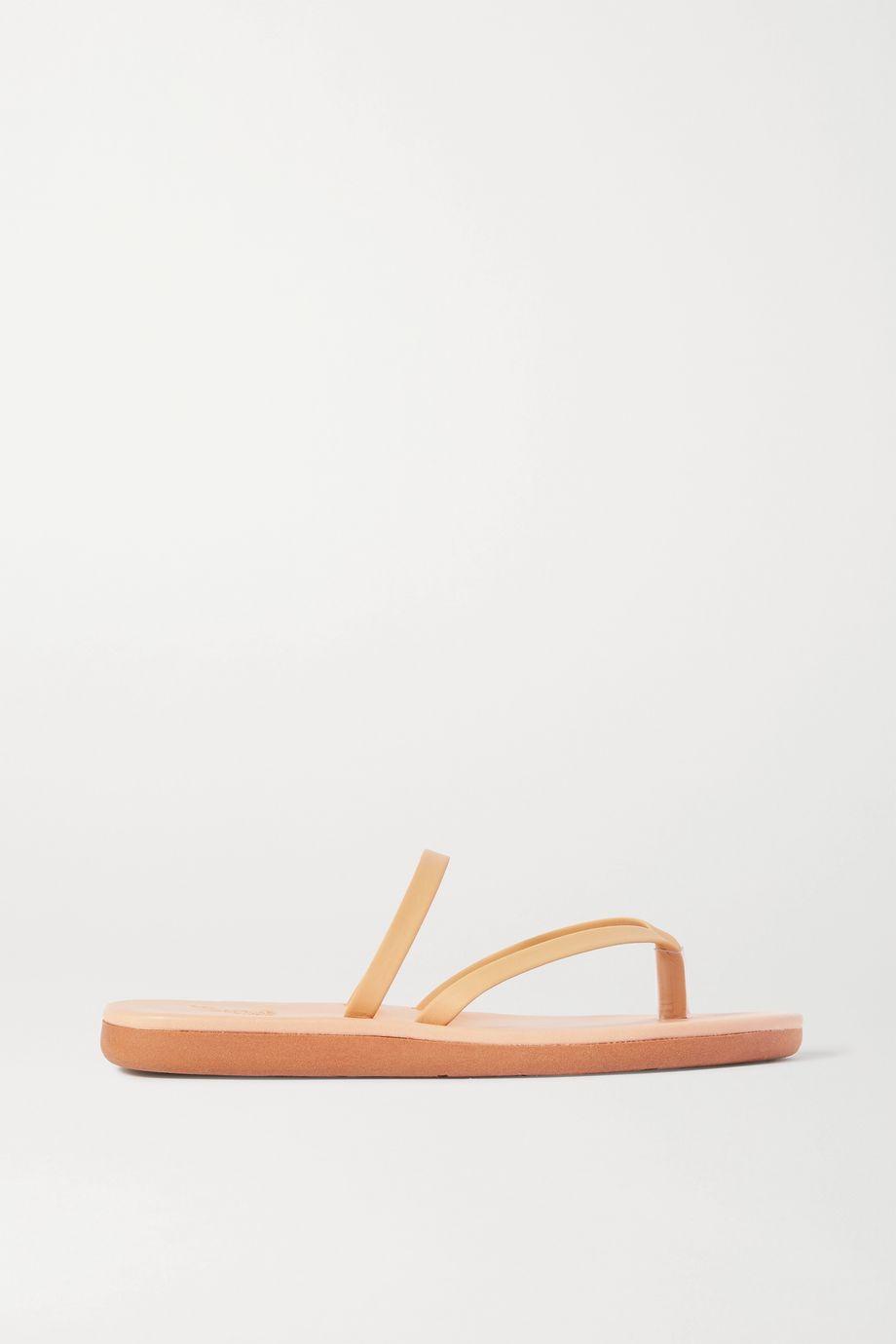 Ancient Greek Sandals Leather flip flops