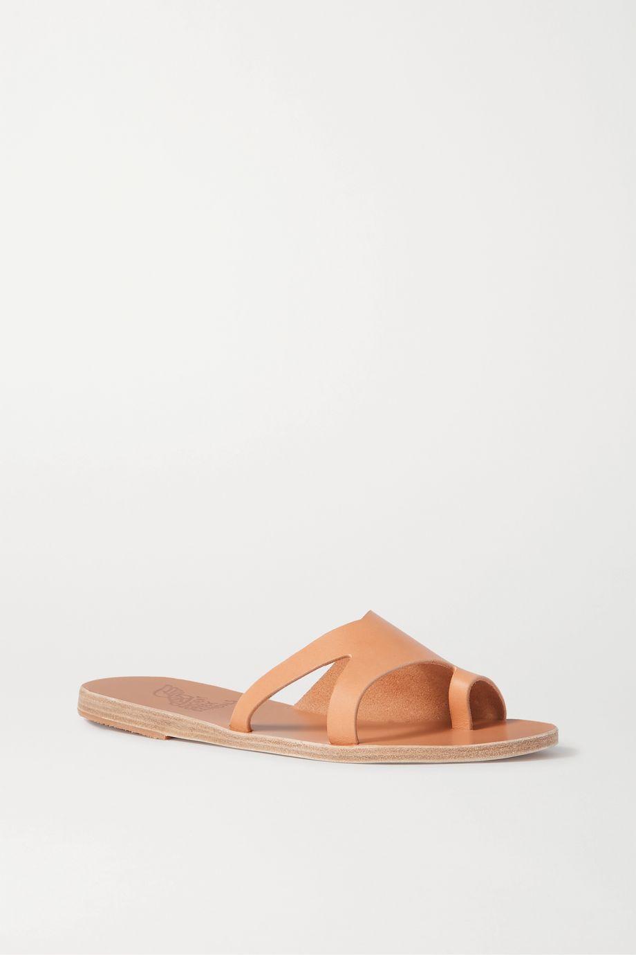 Ancient Greek Sandals Kallos cutout leather sandals