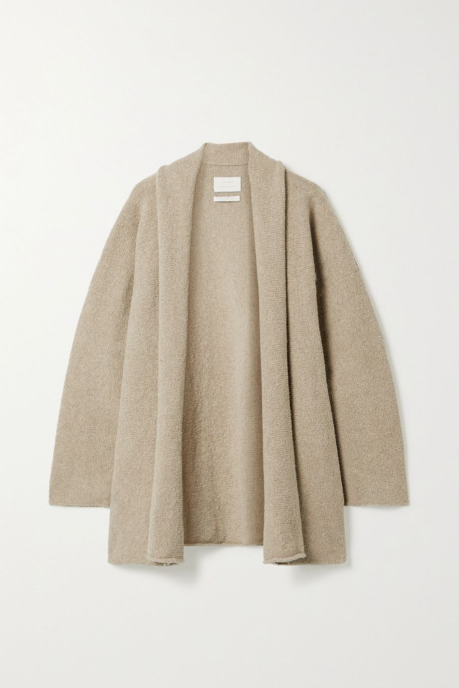 Lauren Manoogian Uzbek Pima cotton-blend cardigan