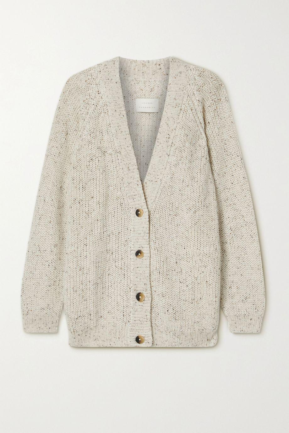 Lauren Manoogian Shaker knitted cardigan