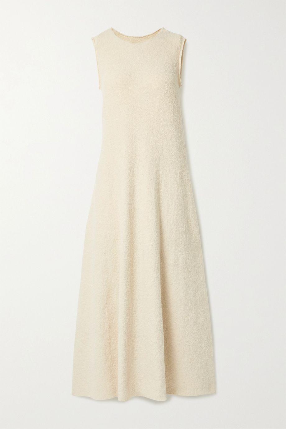 Lauren Manoogian Shell Pima cotton-blend dress