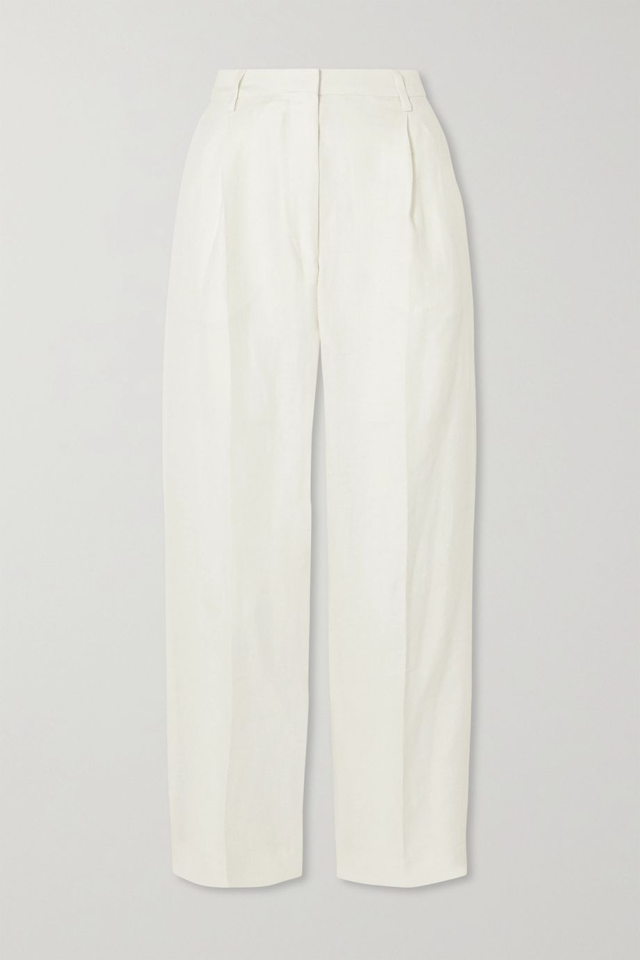 REMAIN Birger Christensen Paris linen tapered pants