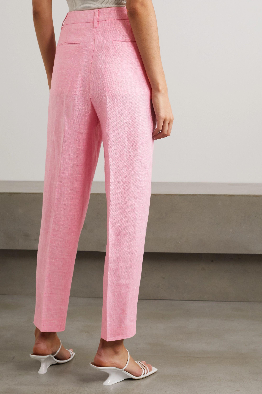 REMAIN Birger Christensen Paris linen tapered pants