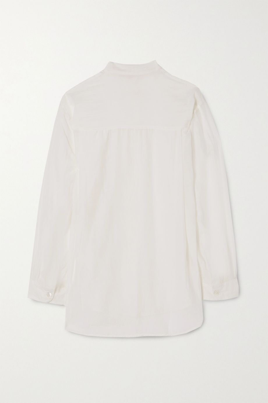 Vanessa Bruno Lidiane cotton and silk-blend shirt