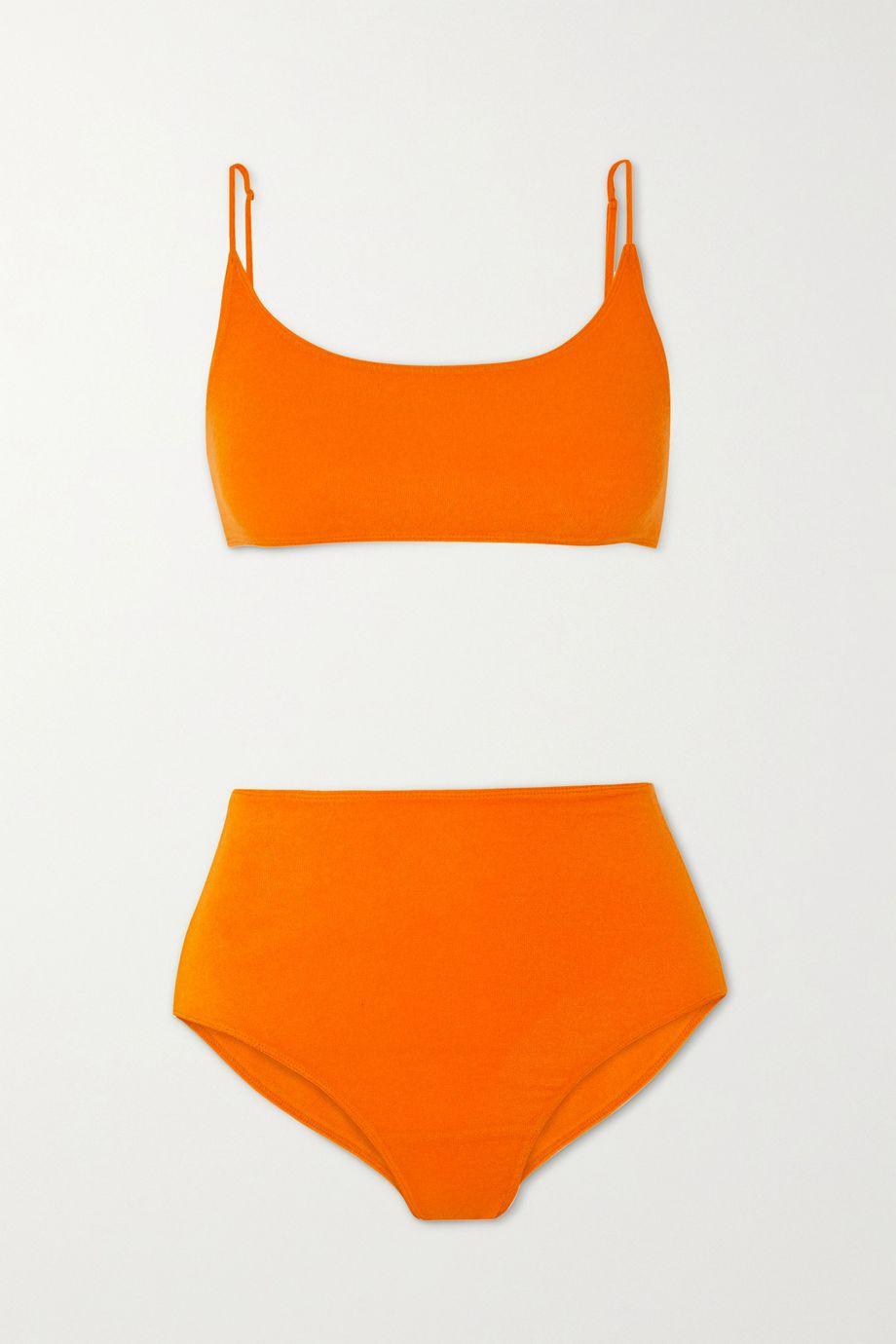 REJINA PYO + NET SUSTAIN Imogen jersey bikini