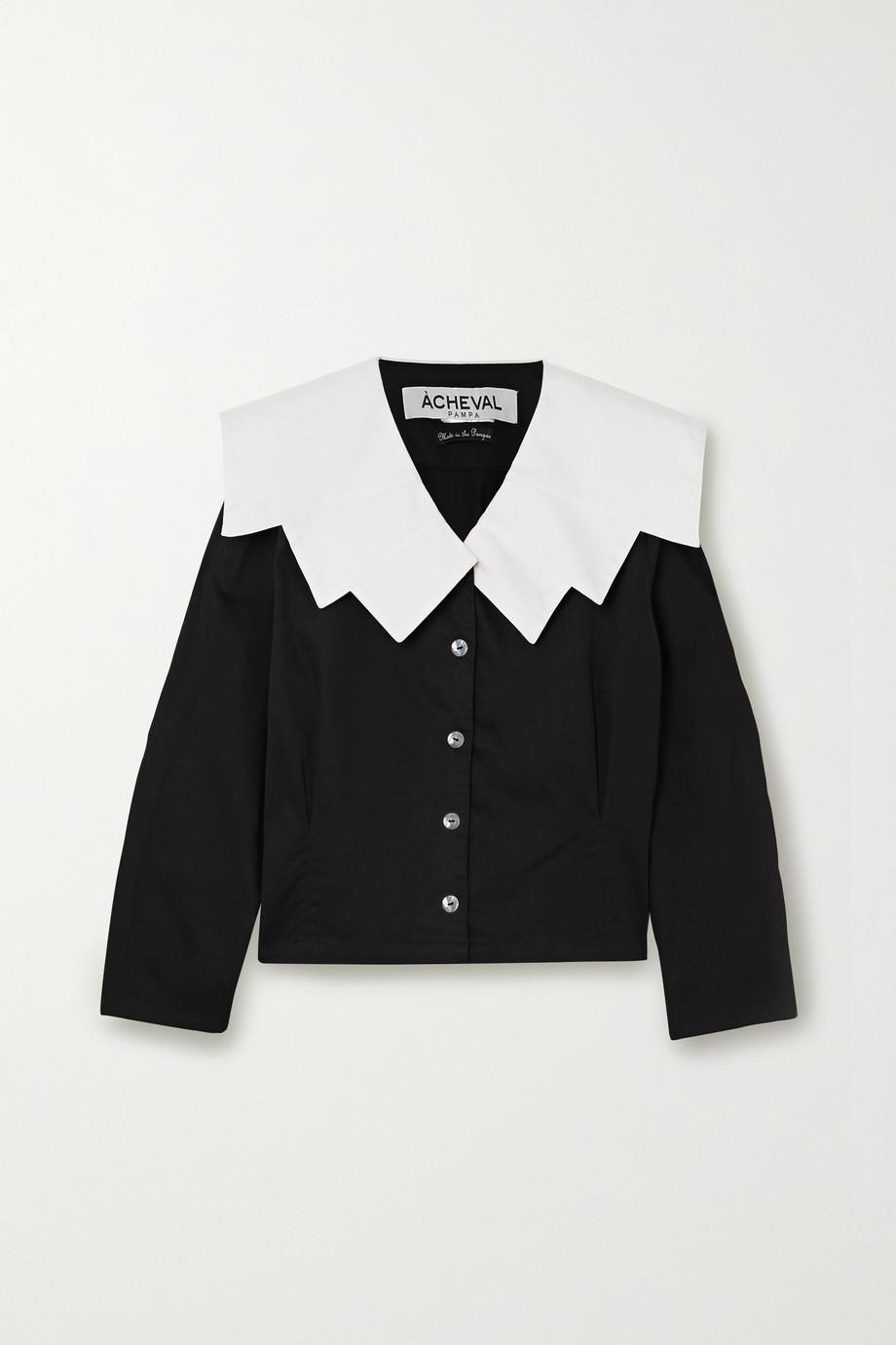 Àcheval Pampa Evita cotton-blend blouse