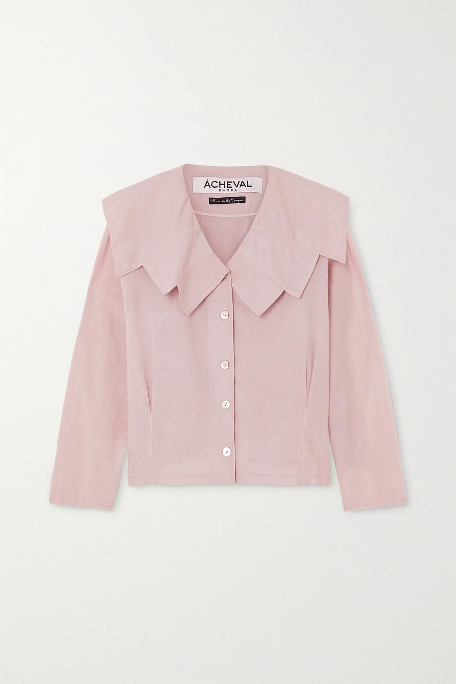 Àcheval Pampa Evita cotton blouse