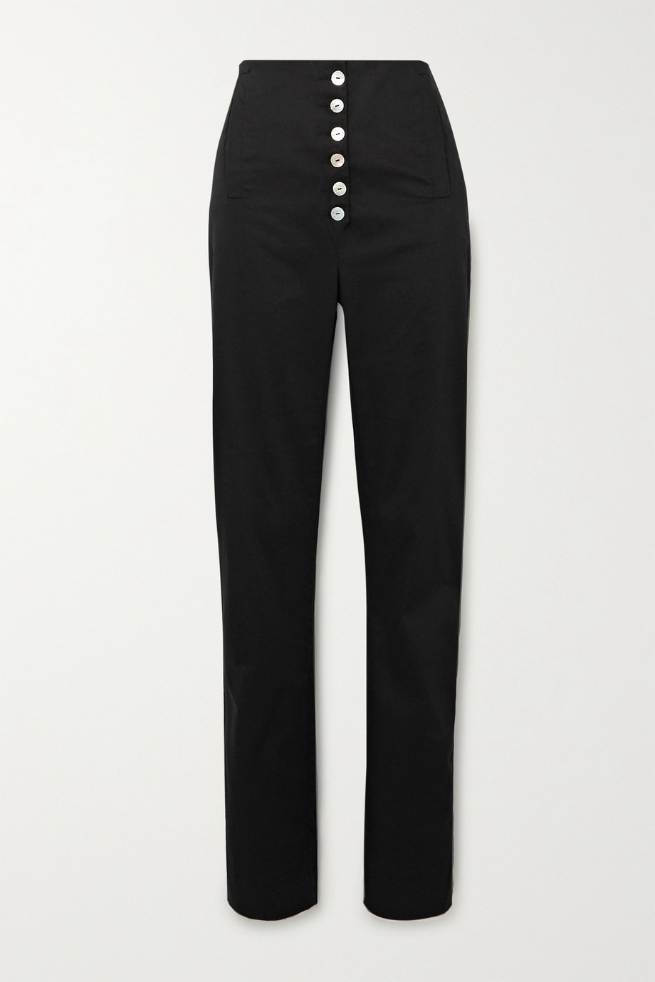 Àcheval Pampa Palo cotton-blend twill tapered pants