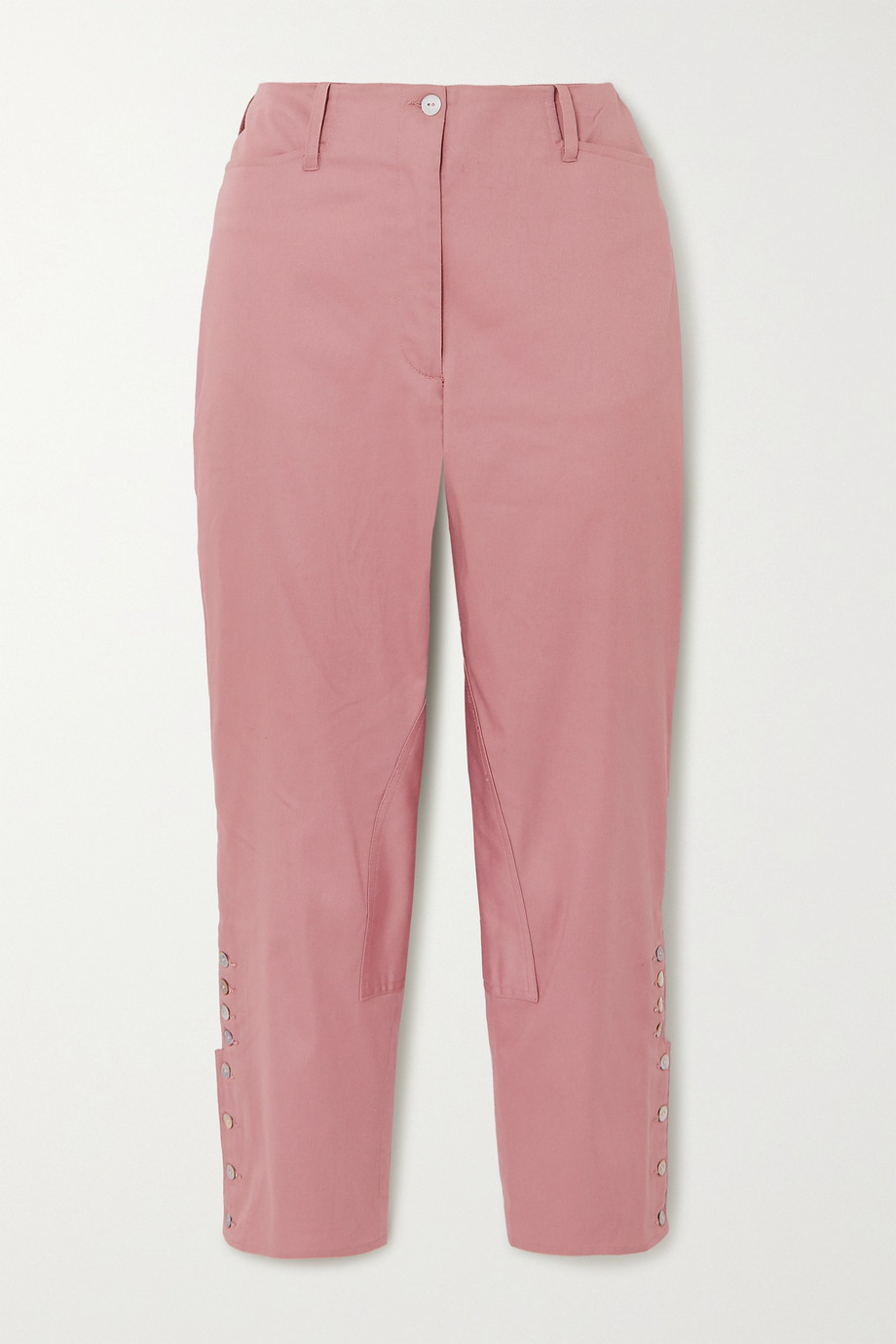 Àcheval Pampa Al Beso cotton-blend tapered pants