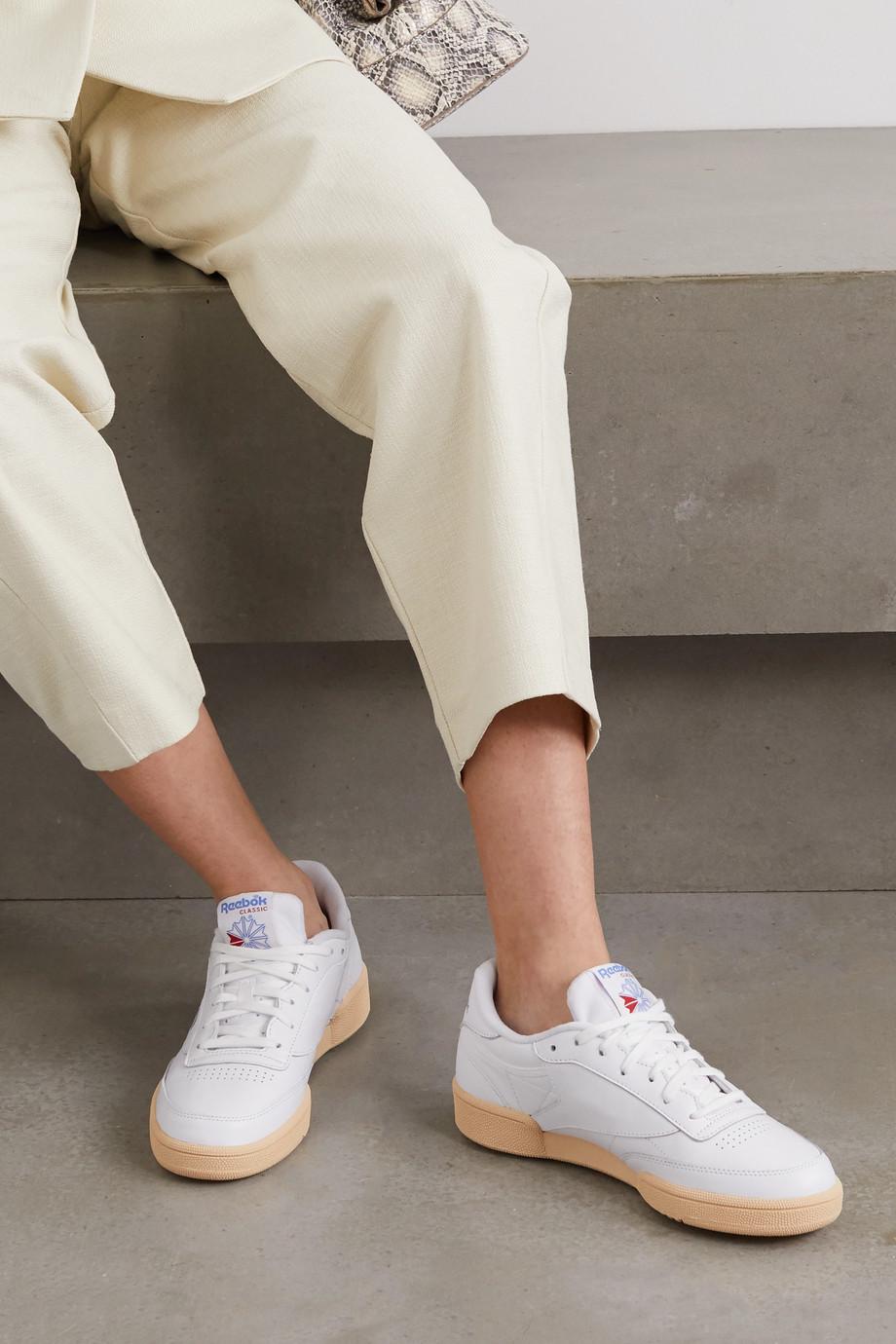 Reebok Club C 85 Sneakers aus Leder