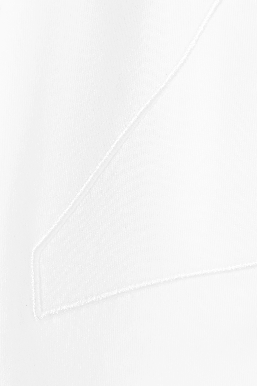 Chloé Cutout cotton-jersey T-shirt