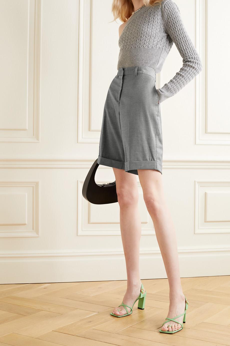 GAUGE81 Aruba wool-blend shorts