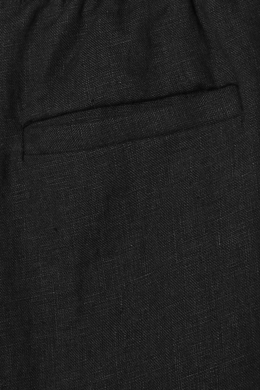 Suzie Kondi Safari 亚麻锥形裤