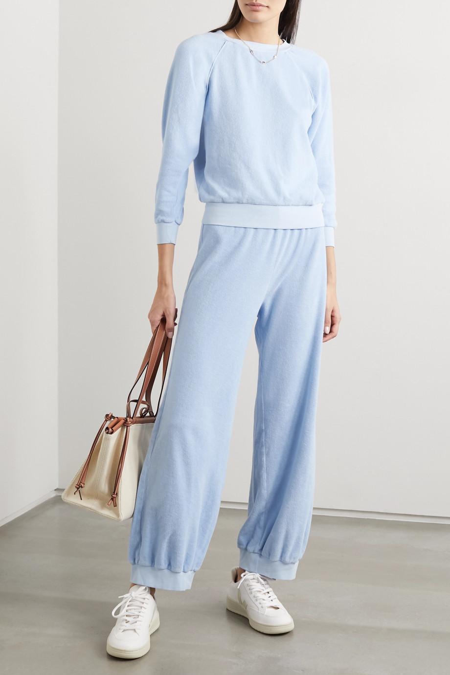 Suzie Kondi Haut en velours de coton