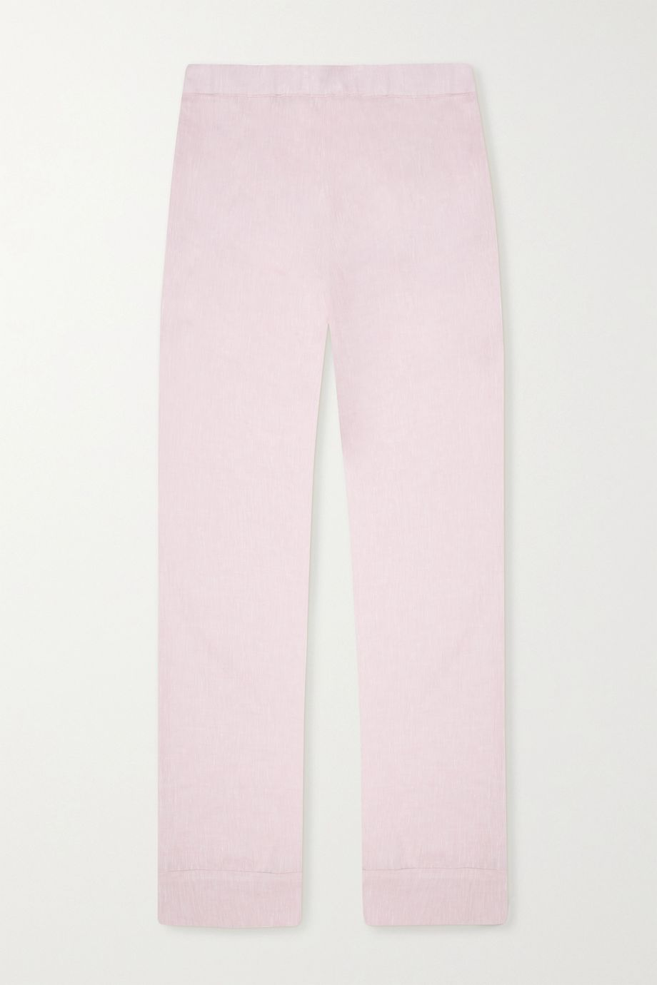ASCENO London organic linen pants