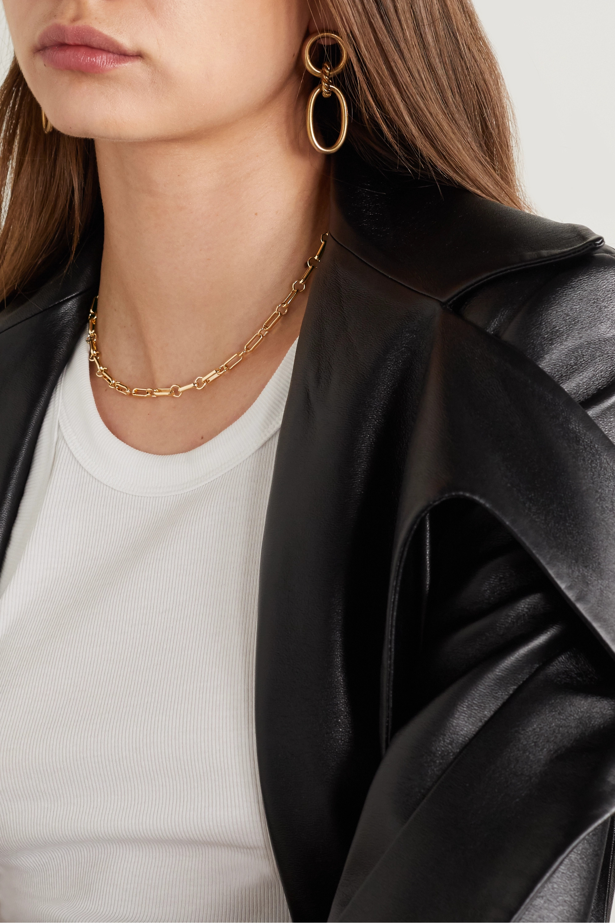 Laura Lombardi Gold-plated necklace