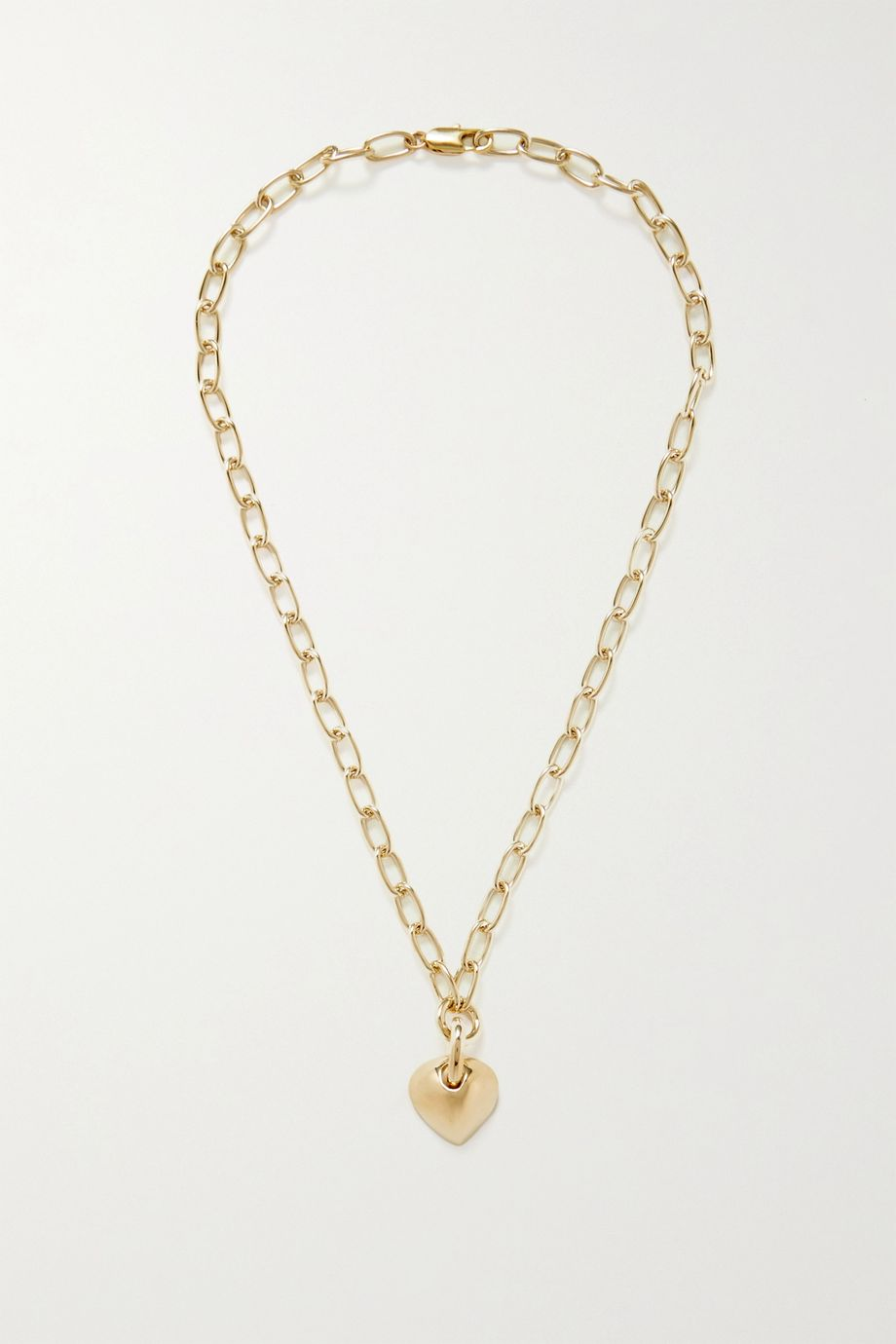 Laura Lombardi Caterina gold-plated necklace
