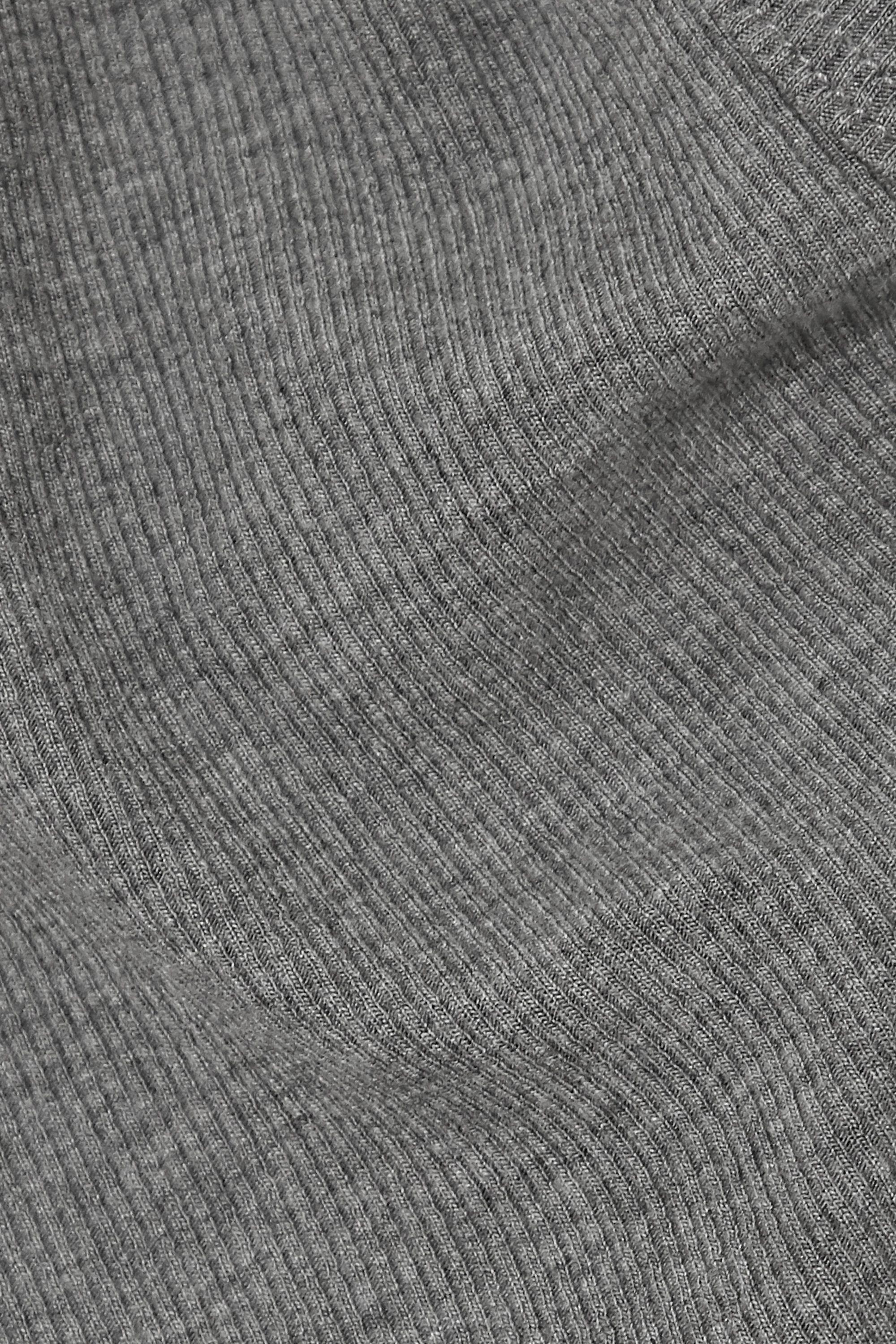 The Line By K Ximeno rückenfreies Oberteil aus geripptem Stretch-Jersey