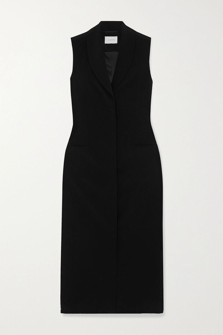 La Collection Patricia silk-crepe midi dress
