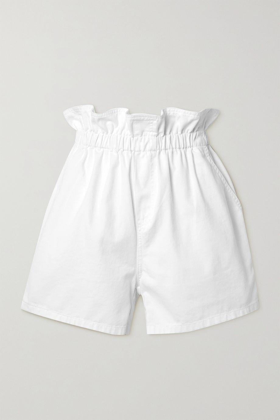 Philosophy di Lorenzo Serafini Cotton-twill shorts