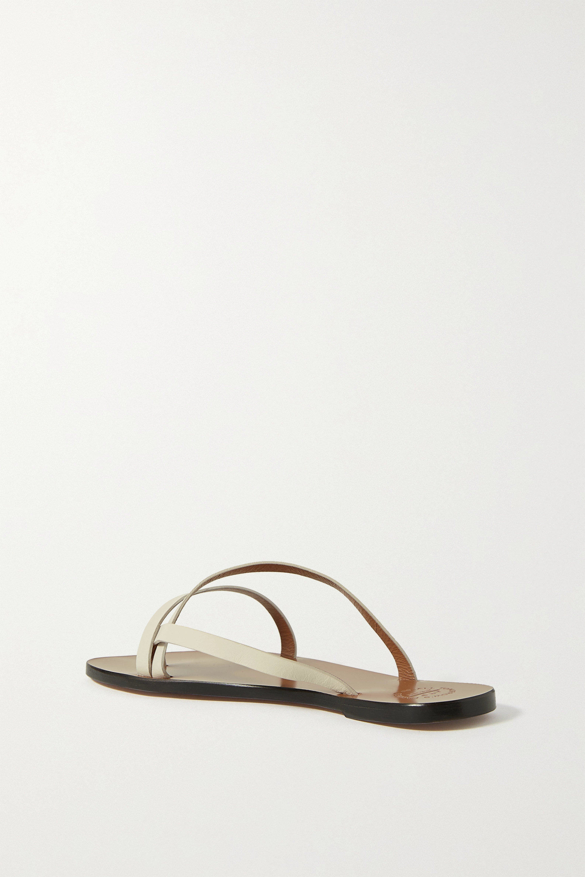 ATP Atelier Anise leather sandals
