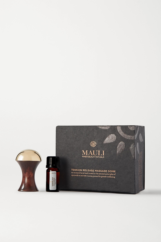 Mauli Rituals Tension Release Massage Dome & Serum Set