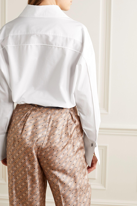 Fendi Cotton-poplin shirt