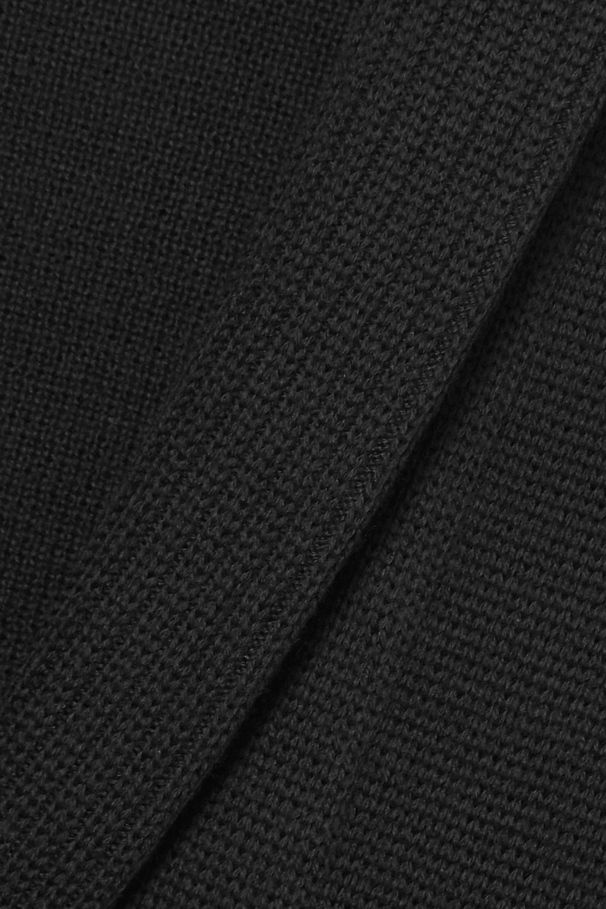 Envelope1976 + NET SUSTAIN Ålesund cropped organic wool cardigan