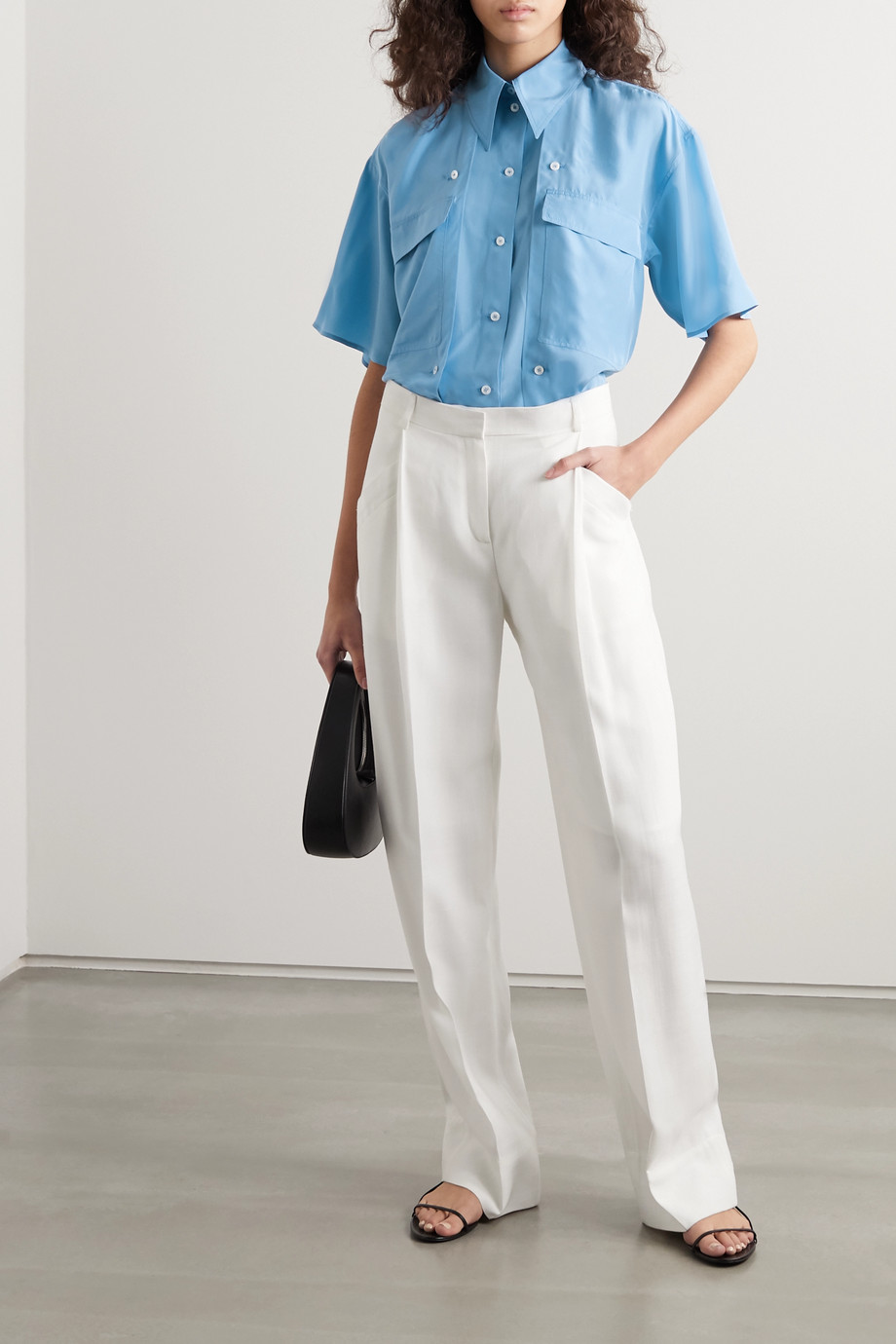 Stella McCartney Silk shirt