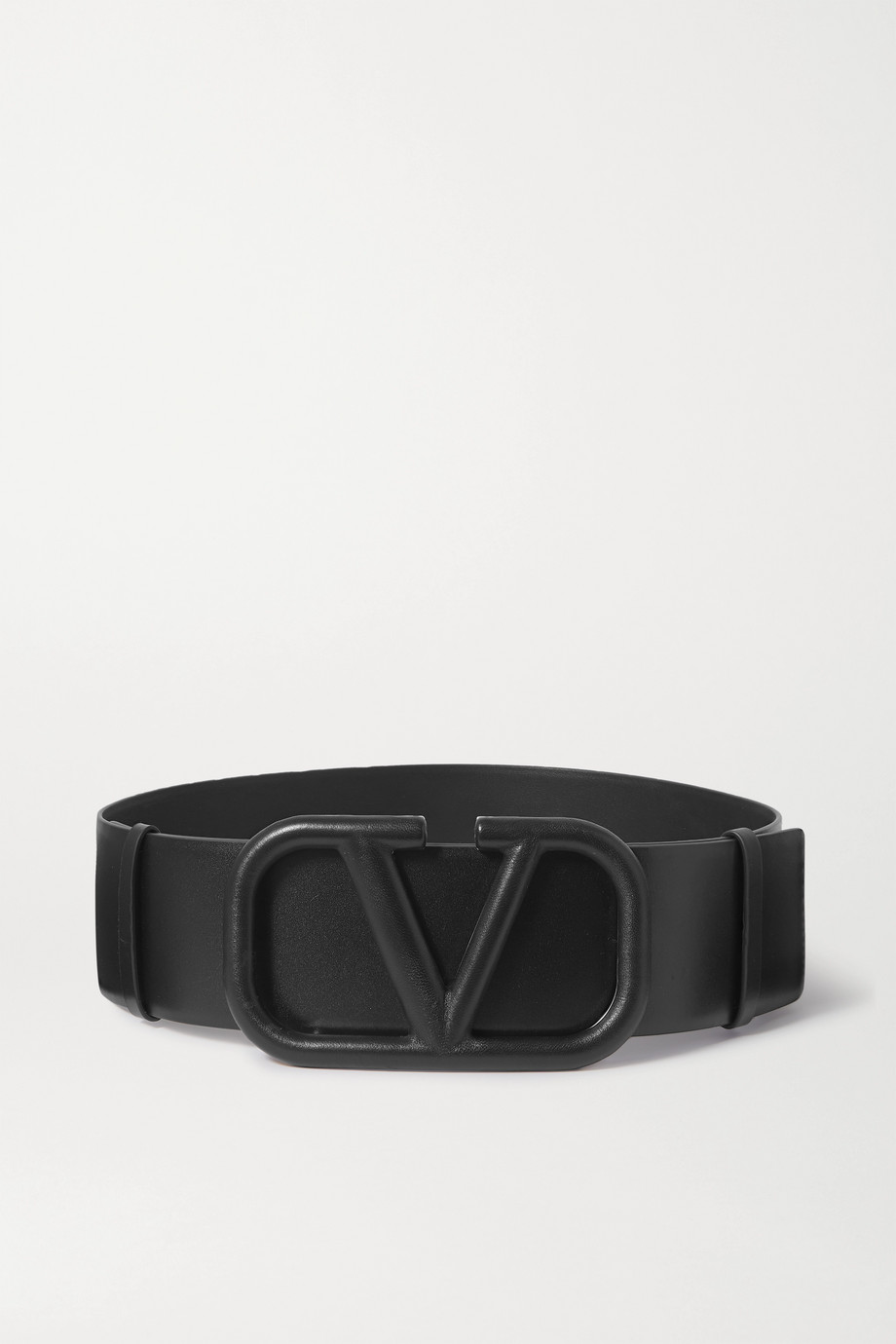Valentino Valentino Garavani leather waist belt