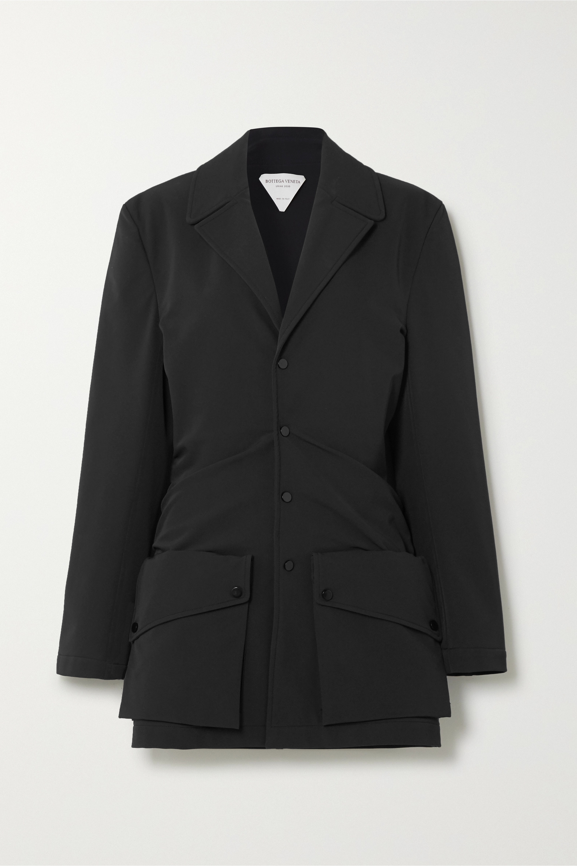 Bottega Veneta Blazer en serge stretch
