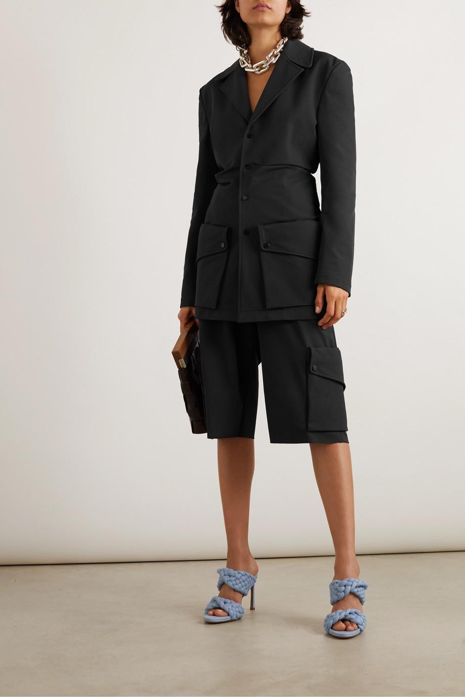 Bottega Veneta 弹力斜纹布西装外套