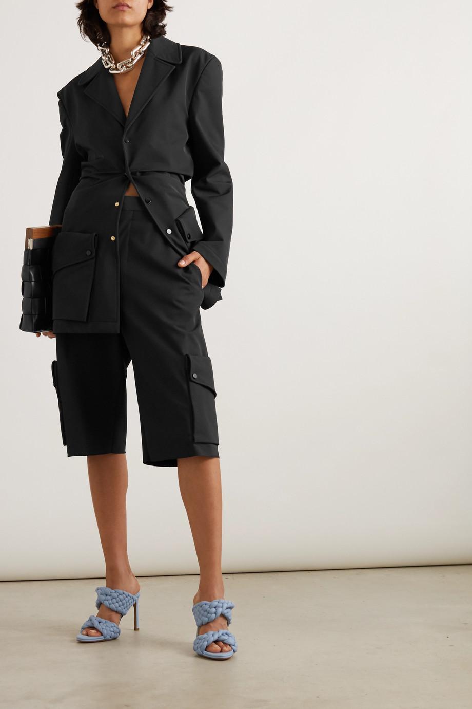 Bottega Veneta Stretch-twill shorts