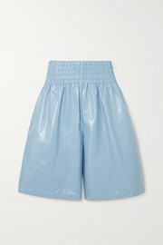 Bottega Veneta Leather shorts