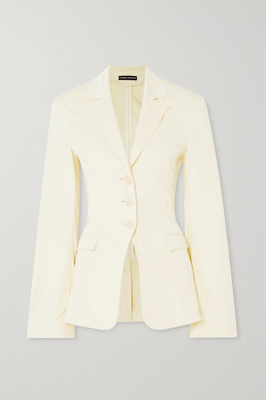 Kwaidan Editions Jersey blazer