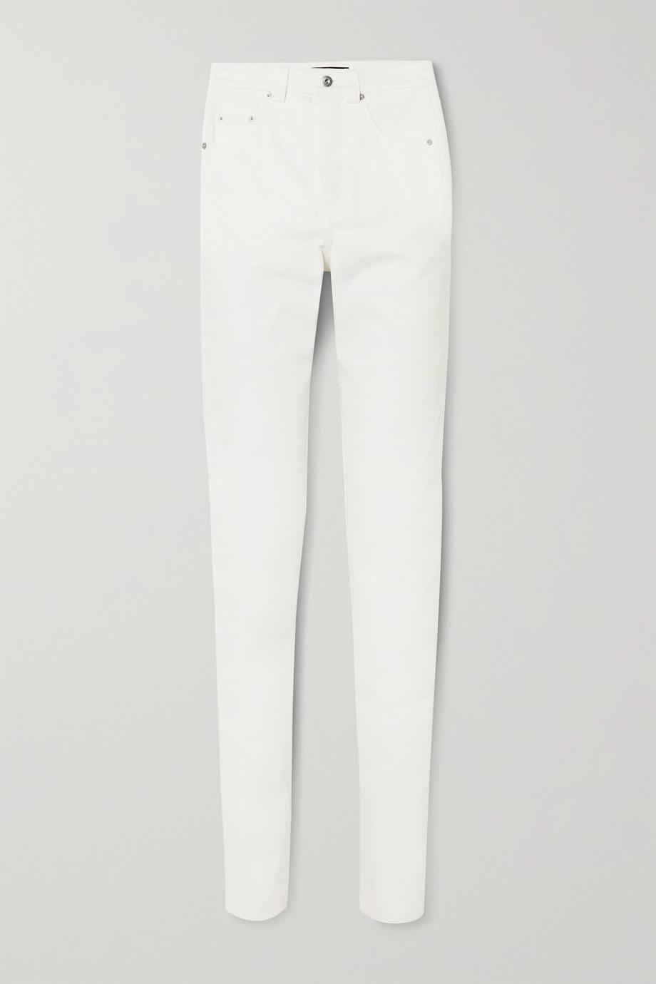 Kwaidan Editions High-rise straight-leg jeans