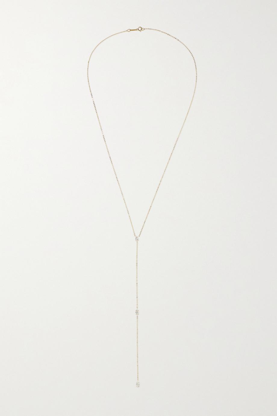 Anita Ko Collier en or 18 carats et diamants