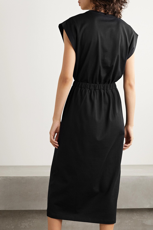 Ninety Percent Organic cotton-jersey midi dress