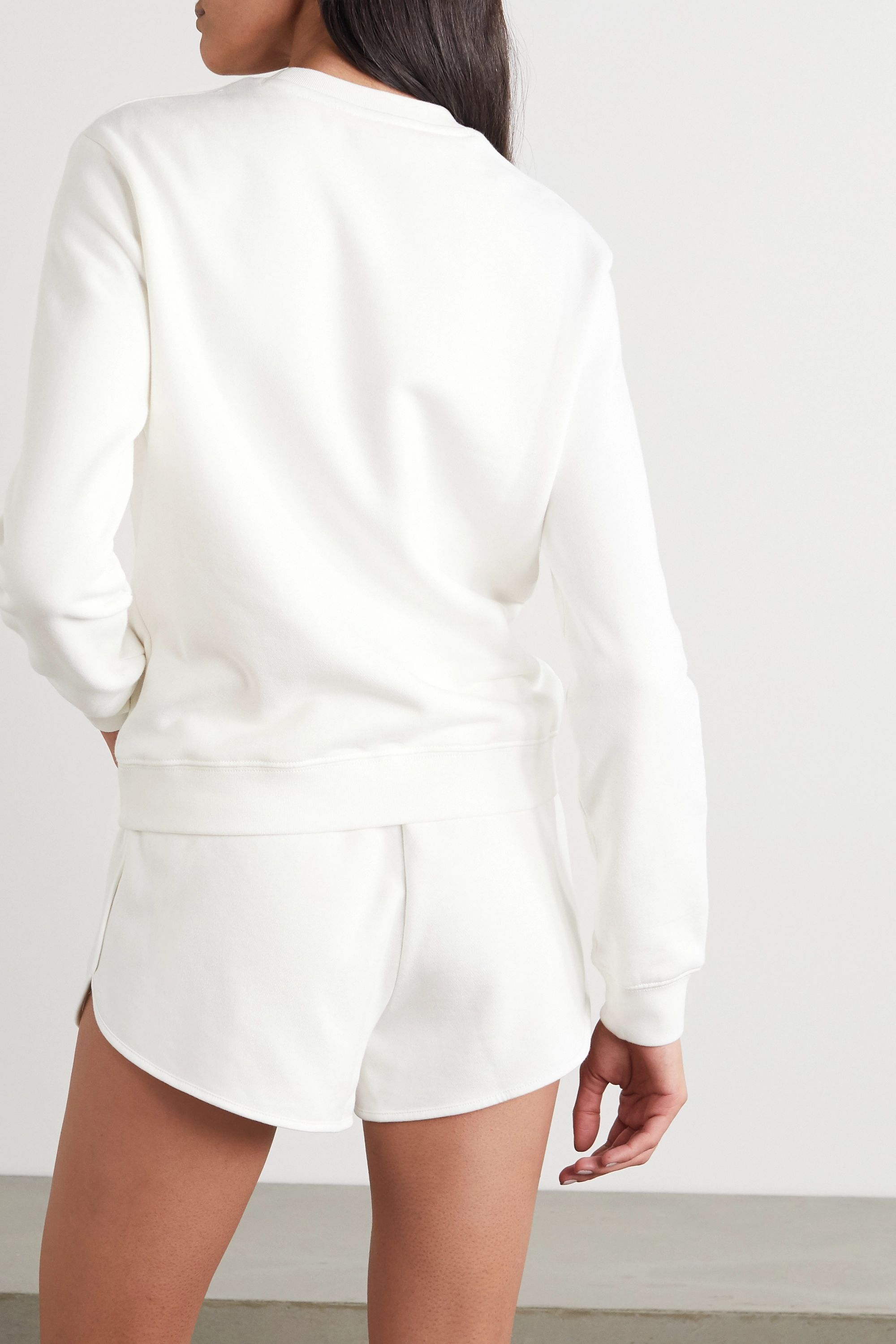 Ninety Percent 【NET SUSTAIN】Stephanie 有机纯棉平纹布卫衣