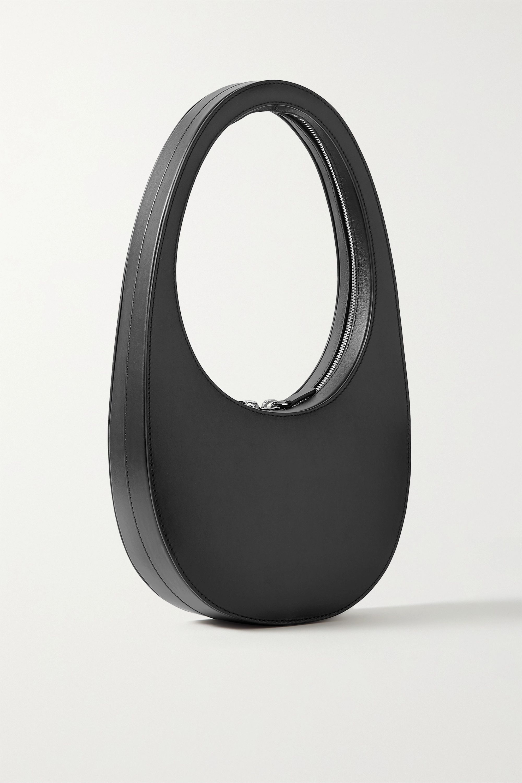 Coperni Swipe leather tote