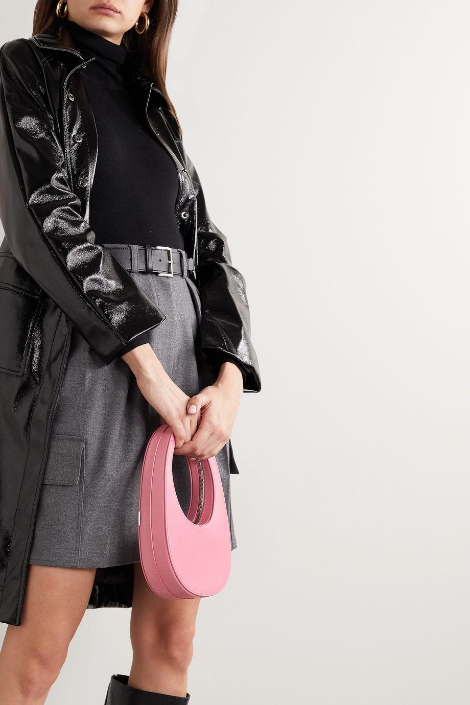 Coperni Swipe mini leather tote