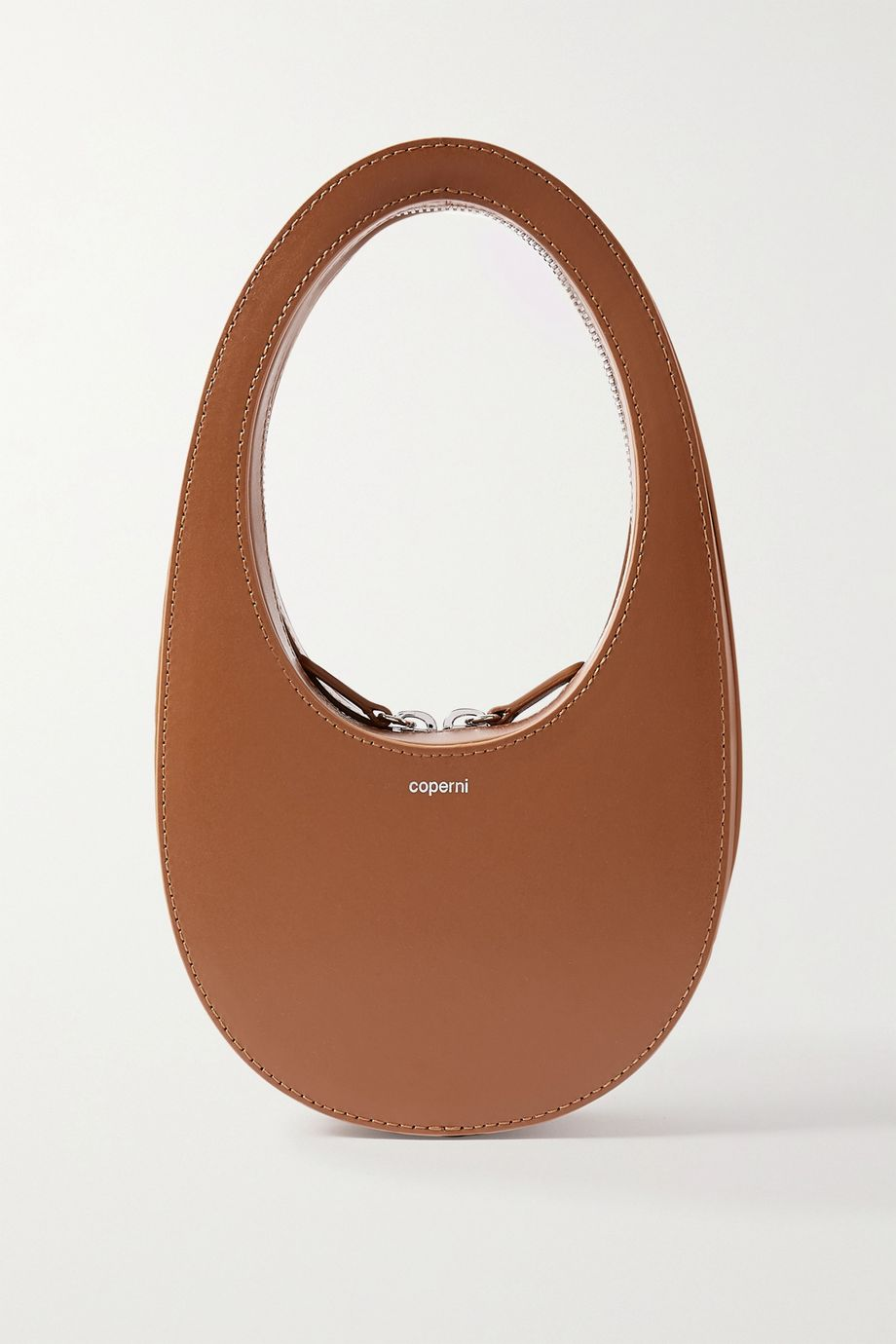 Coperni Swipe mini leather tote
