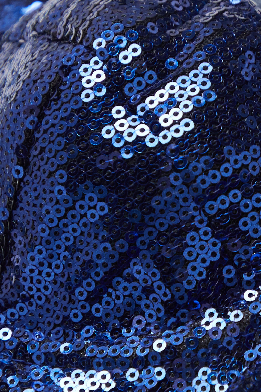 Dolce & Gabbana Soutien-gorge balconnet à armatures en tulle à sequins