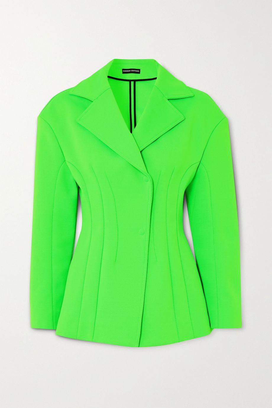 Kwaidan Editions Stretch-jersey blazer